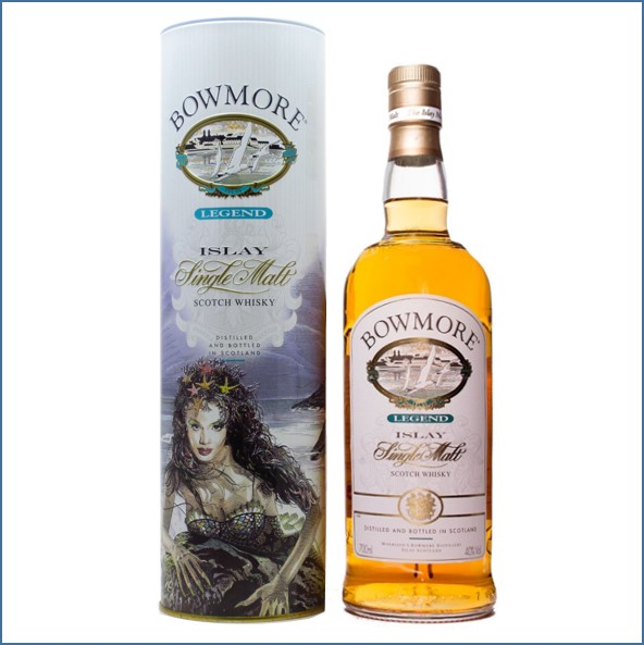 Bowmore Legend of the Sea Maiden 70cl 40%