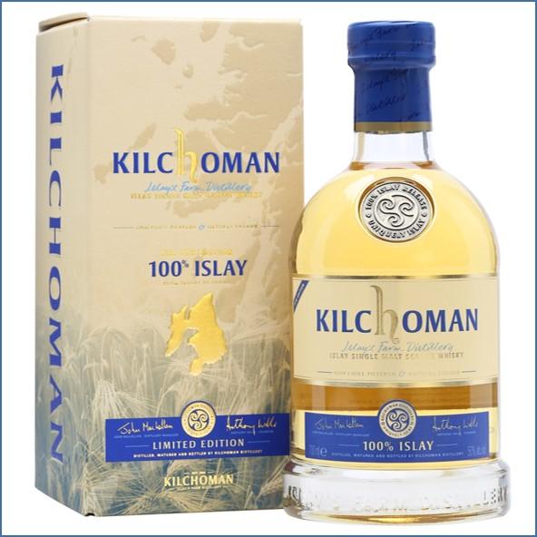 Kilchoman 100% Islay  5th Edition 70cl 50.9%