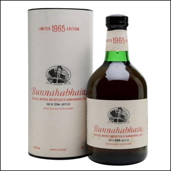 Bunnahabhain 1965 35 Year Old Sherry Cask 70cl 53.9%