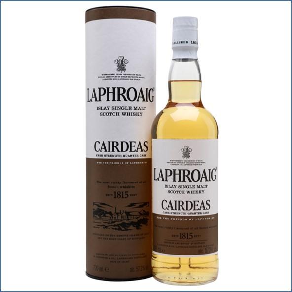 拉佛格收購 Laphroaig Cairdeas 2017 Quarter Cask - Fèis Ìle 70cl 57.2%