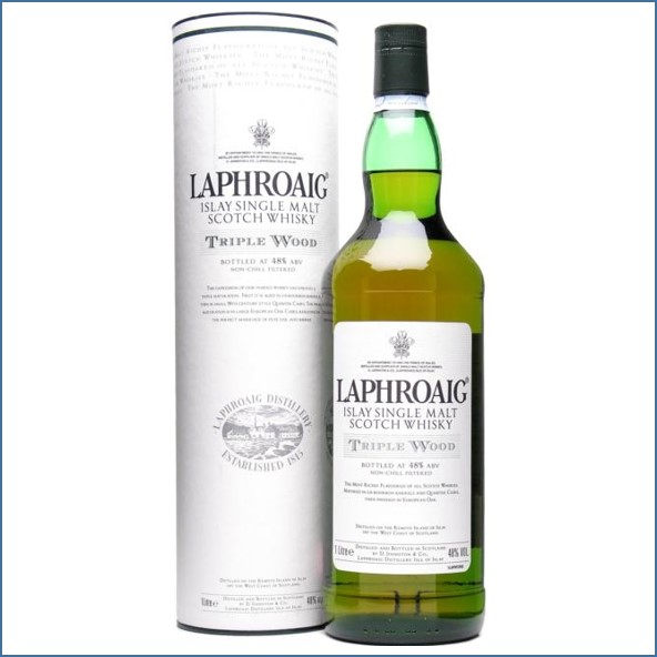 拉弗格收購Laphroaig Triple Wood 100cl 48%