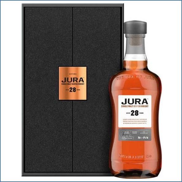 Isle of Jura  28 Year Old 70cl 47%