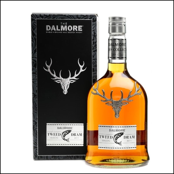 DALMORE TWEED DRAM Rivers Collection NO.1  2012 70cl 40%  大摩威士忌 河流系列1收購