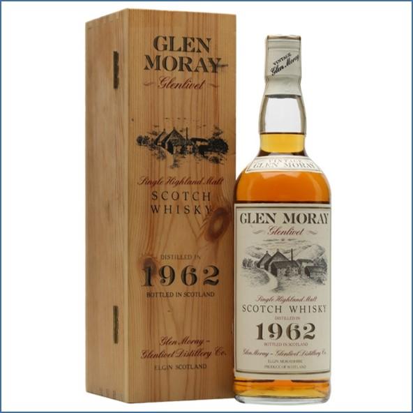 Glen Moray 27 Year Old 1962 75cl 43%