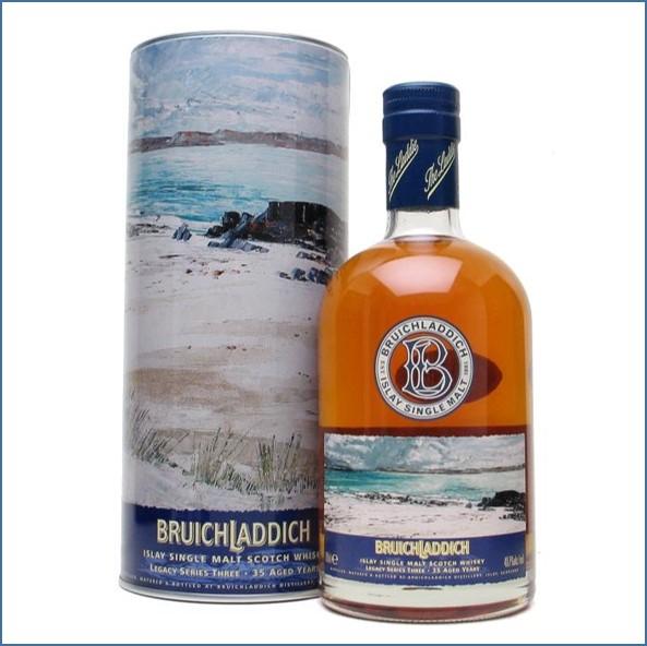 Bruichladdich 1968 35 Year Old Legacy 3 70cl 40.7%