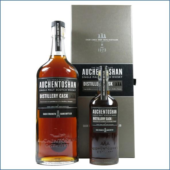 Auchentoshan 11 Years - 2004 Distillery Cask 70cl 59.6%