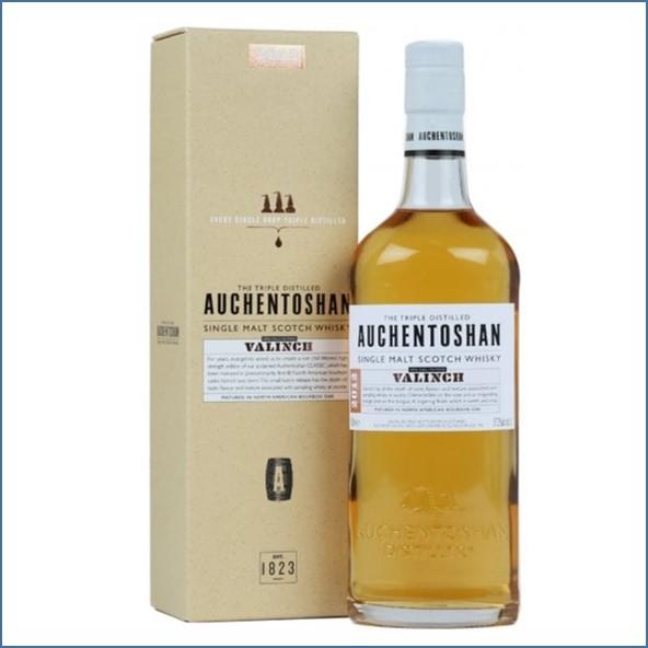 Auchentoshan Valinch - 2012 Release 70cl 57.2%