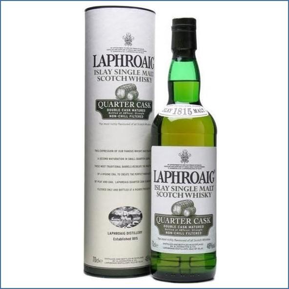Laphroaig  Quarter Cask 75cl 48%