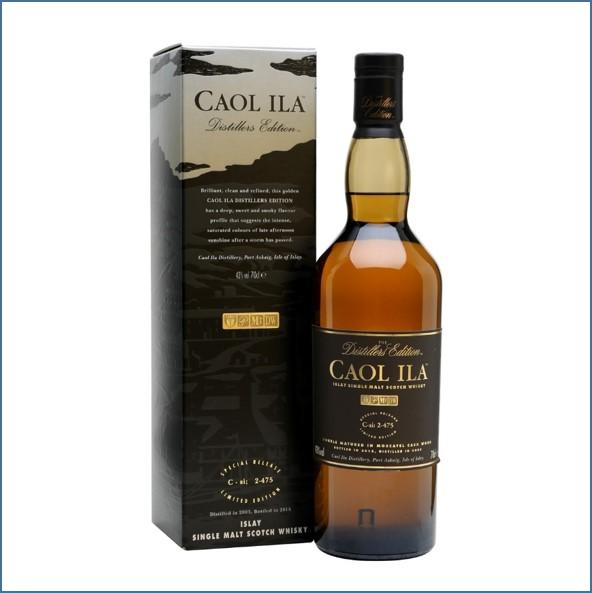 CAOL ILA 2003 Bot.2015 Distillers Edition 70cl 43%