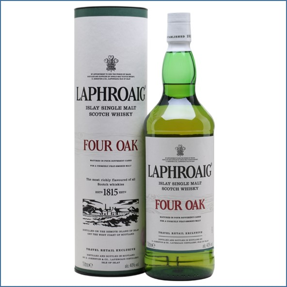 拉弗格收購Laphroaig Four Oak 100cl 40%
