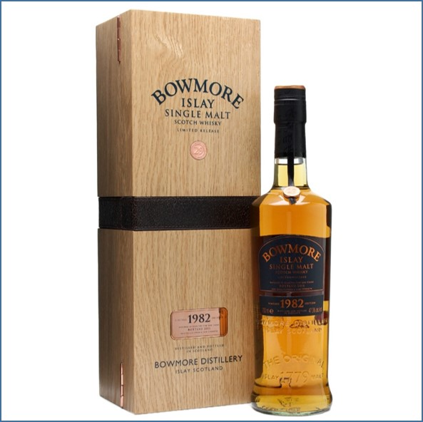 Bowmore 29 Year Old 1982 70cl 47.3%