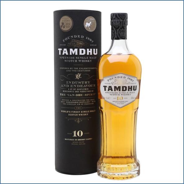 Tamdhu 10 Year Old 70cl 40%