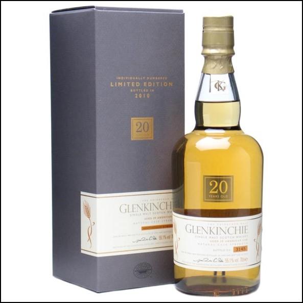 Glenkinchie 1990 20 Year Old 70cl 55.1%