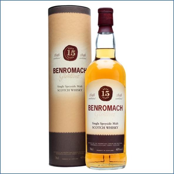收購百樂門15年威士忌,百樂門15年威士忌收購, Benromach 15 Year Old Bot.1990s 70cl 40%