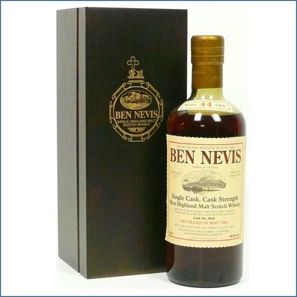 Ben Nevis 1966 44 year old 70cl 40%