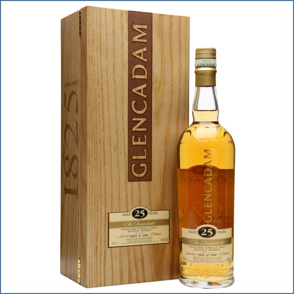 Glencadam 25 Year Old The Remarkable Original Release 70cl 46%