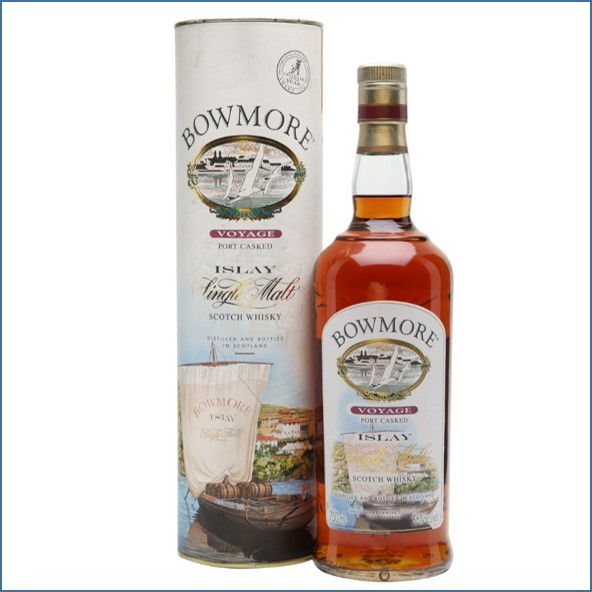 Bowmore Voyage Port Wood Finish 75cl 56%
