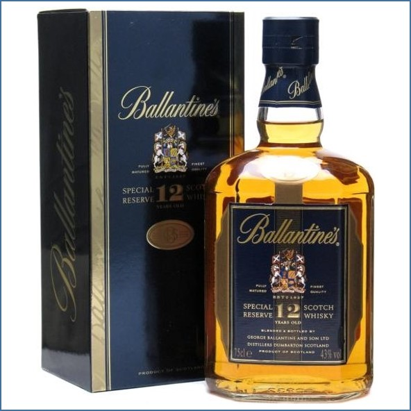 Ballantine's 12 Years Old Special Reserve 70cl 40%