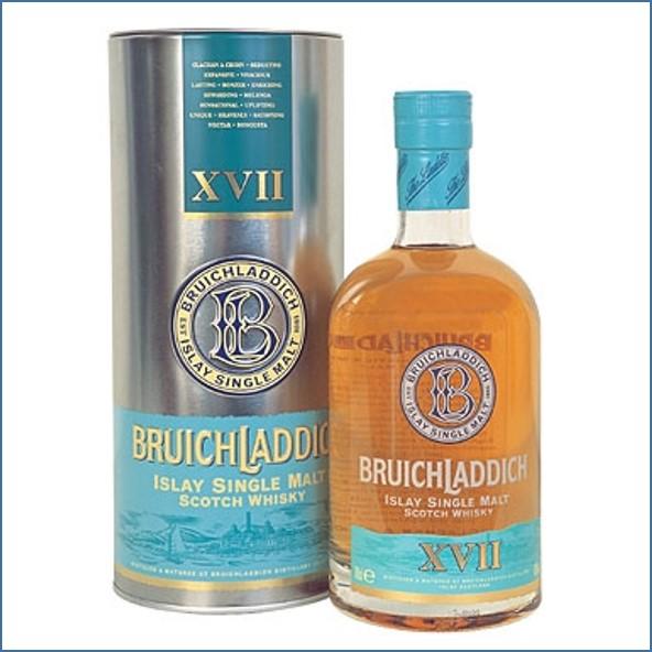 Bruichladdich 17 Year Old 70cl 46%