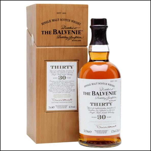 Balvenie 30 Year Old 70cl 47.3%