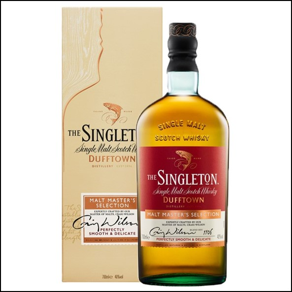 The Singleton of Dufftown Malt Master's Selection 蘇格登大師精選