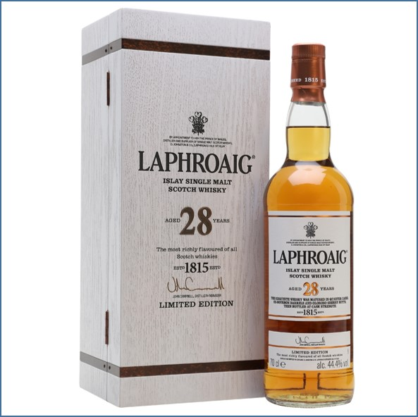 Laphroaig 28 Year Old Bot.2018 70cl 44.4%