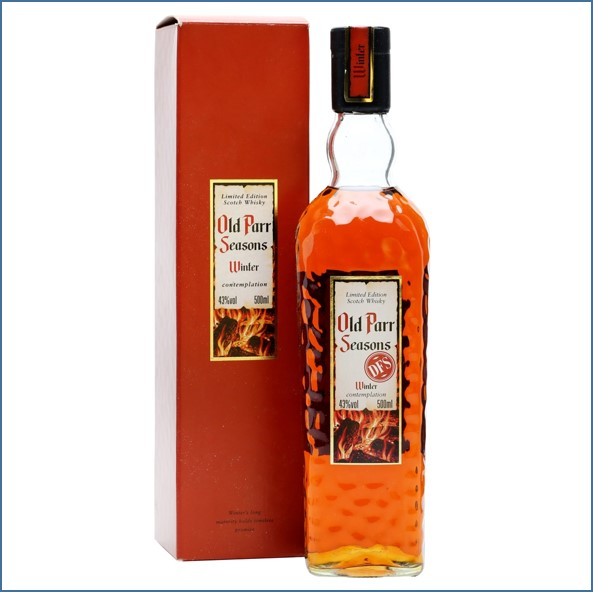 Old Parr Seasons Winter Blended Scotch Whisky 50cl 43%