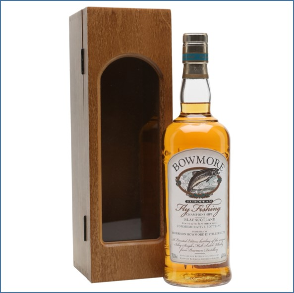 Bowmore Fly Fishing 2003 Edition 70cl 40%