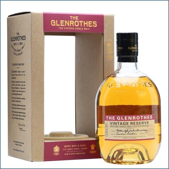 Glenrothes Vintage Reserve 70cl 40%