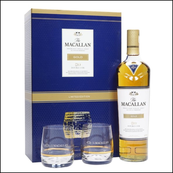Macallan 12 Years Double CaskGOLD
