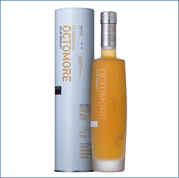 Octomore 6.3 75cl 64%