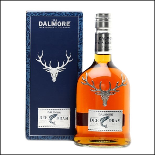 DALMORE DEE DRAM Rivers Collection NO.4  2012 70cl 40%  大摩威士忌收購 河流系列4