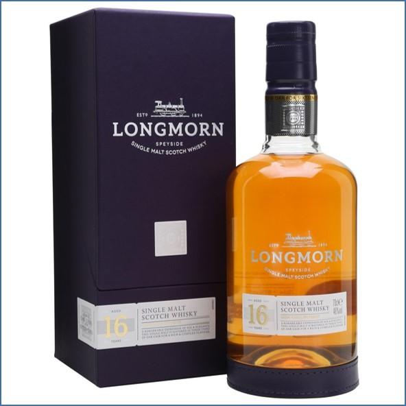 Longmorn 16 Year Old 2016 Release 70cl 48%