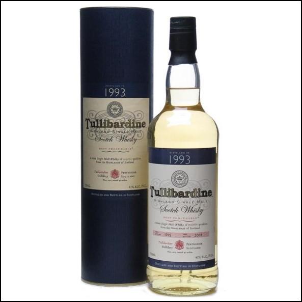 Tullibardine 1993  70cl 40%