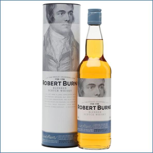 Robert Burns Blended Scotch Whisky Arran 70cl 40%