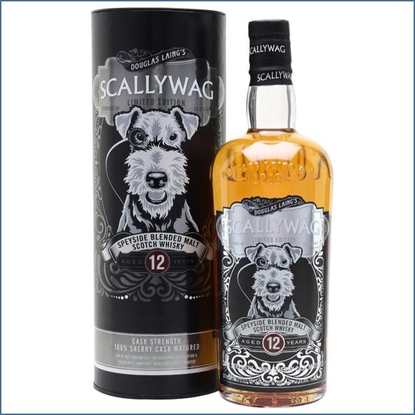 Scallywag 12 Year Old Speyside Blended Malt Scotch Whisky Douglas Laing 70cl 53.6%
