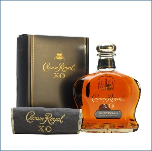Crown Royal XO Canadian Whisky 75cl 40% 2014