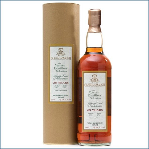 Glenglassaugh 1983 28 Year Old Master Distillers' Selection 70cl 49.8%