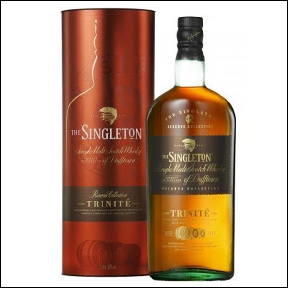 The Singleton of Dufftown Trinité 100cl 40% 蘇格登 TRINIT'E收購