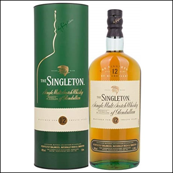 The Singleton of Glendullan Ord 12-year-old 100cl 40% 蘇格登12年收購