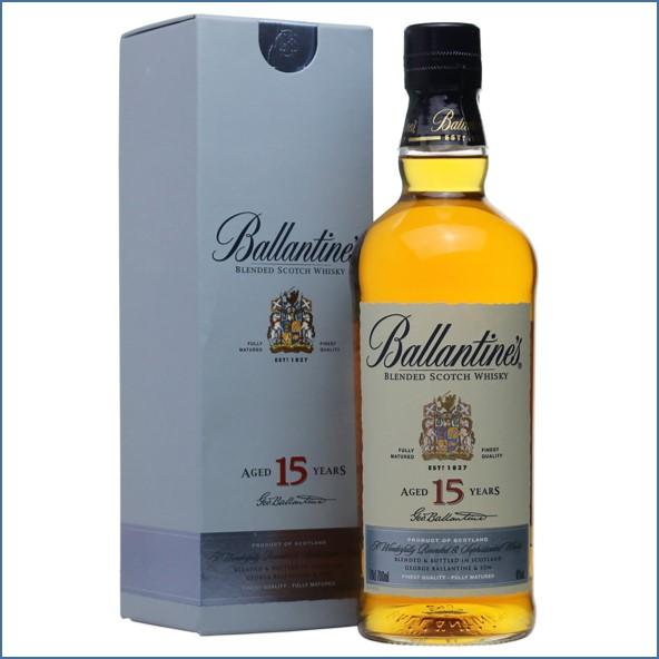 Ballantine's 15 Year Old 75cl 40%