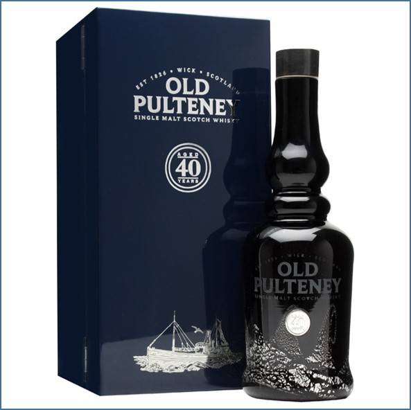 Old Pulteney 40 Year Old 70cl 51.3%