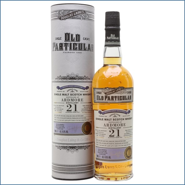 Ardmore 21 Year Old 1997 Old Particular 70cl 51.5%