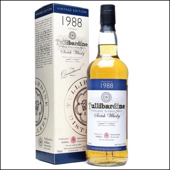 Tullibardine 1988 75cl 46%