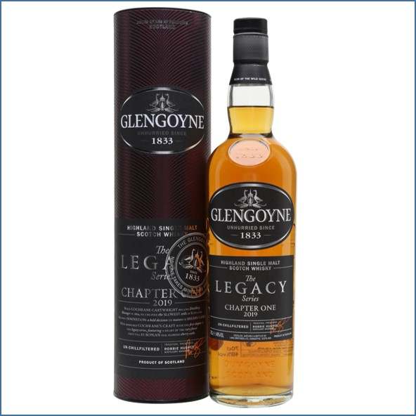 Glengoyne The Legacy Series Chapter One 70cl 48%