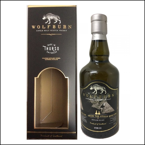 Wolfburn From the Stills - Autumn 2019 70cl 50%