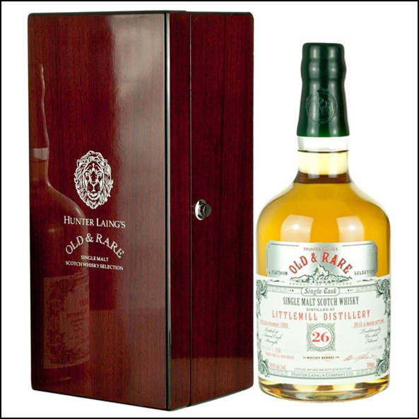 Macallan 26 Year Old 1988 – 2015 Old and Rare Platinum Douglas Laing 70cl 54.6%