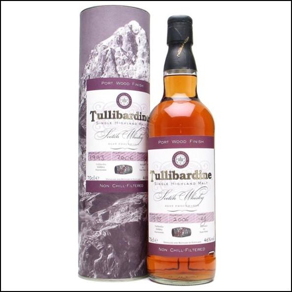 Tullibardine 1993 PX Sherry Cask 70cl 46%