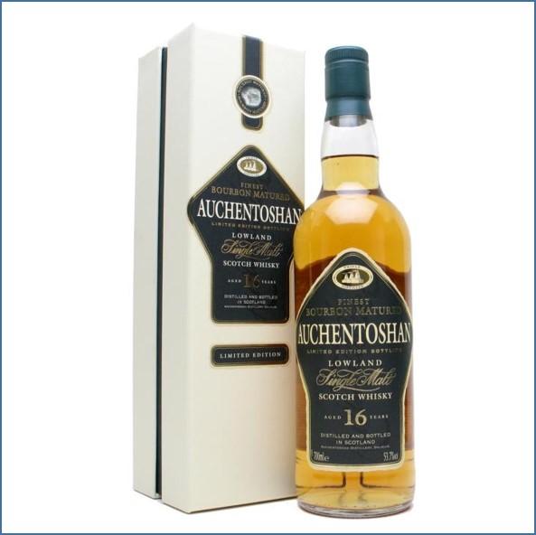 Auchentoshan 16 Year Old Bourbon Cask 70cl 53.7%