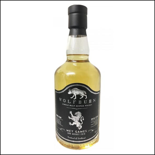 Wolfburn Mey Games 2019 70cl 46%